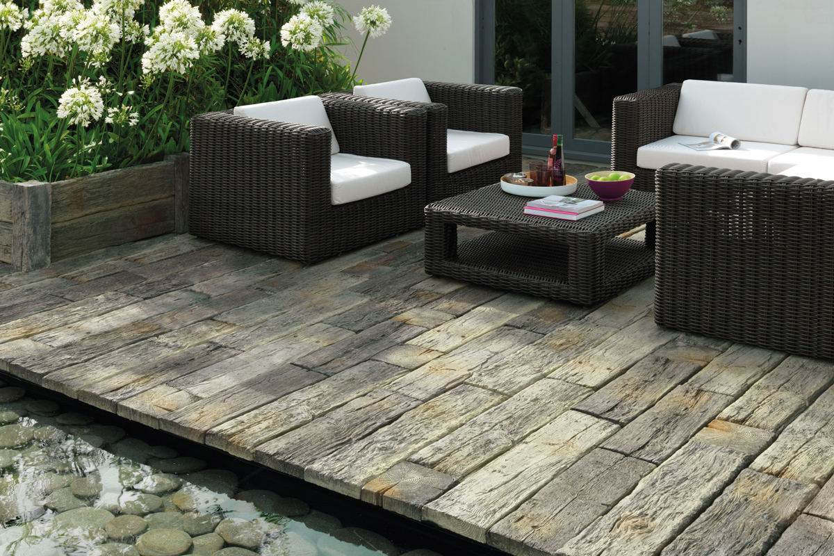 Timberstone<br><br>Farbe: driftwood (W01)