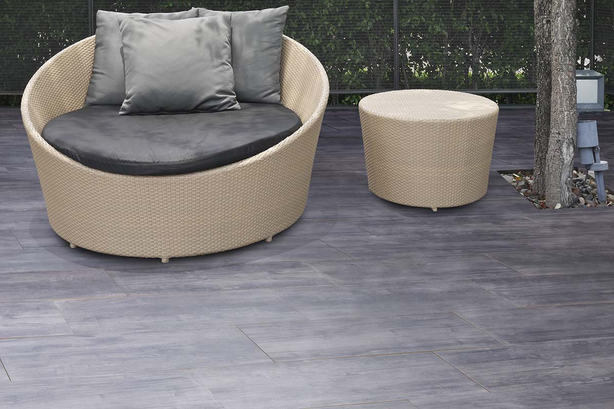GeoCeramica<br><br>Farbe: timber grigio (H77)
